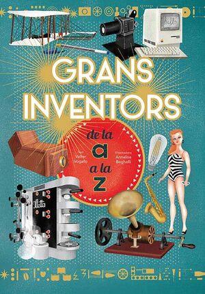 GRANS INVENTORS DE L'A A LA Z (VVKIDS)