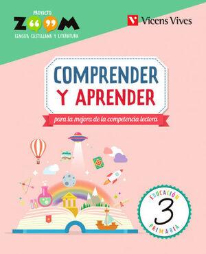 COMPRENDER Y APRENDER 3 (ZOOM)