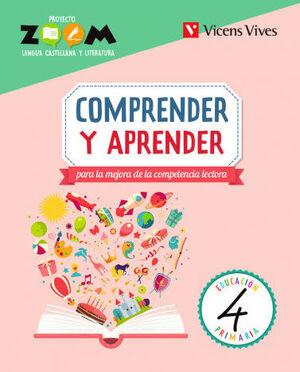 COMPRENDER Y APRENDER 4 (ZOOM)