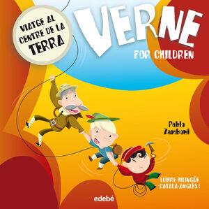 VERNE FOR CHILDREN: VIATGE AL CENTRE DE LA TERRA