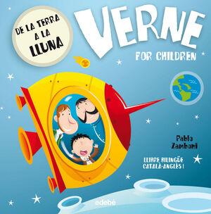 VERNE FOR CHILDREN: DE LA TERRA A LA LLUNA