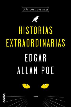 CLÁSICOS JUVENILES: HISTORIAS EXTRAORDINARIAS DE POE