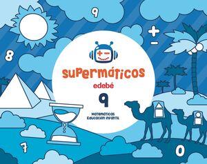 SUPERMÁTICOS CUADERNO 9