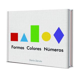 FORMAS, COLORES Y NÚMEROS