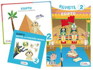 EGIPTO (EN BUSCA DE LAS PIRÁMIDES)