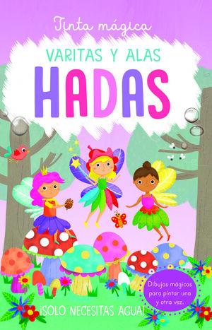 TINTA MAGICA 02 VARITAS Y ALAS HADAS