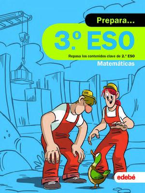 PREPARA MATEMÁTICAS 3.º ESO