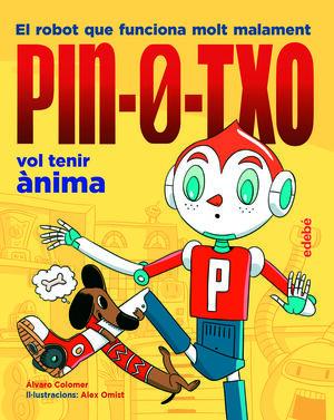 PIN-0-TXO VOL TENIR ÀNIMA