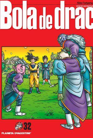 BOLA DE DRAC Nº 32/34