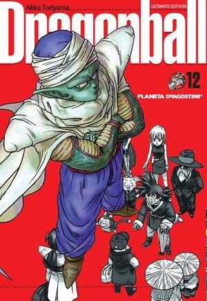 DRAGON BALL Nº 12/34