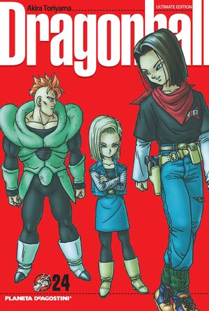 DRAGON BALL Nº 24/34