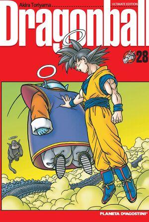 DRAGON BALL Nº 28/34