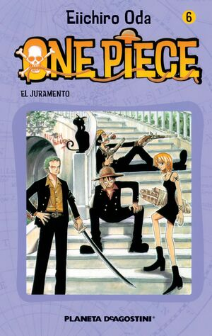 ONE PIECE Nº 06