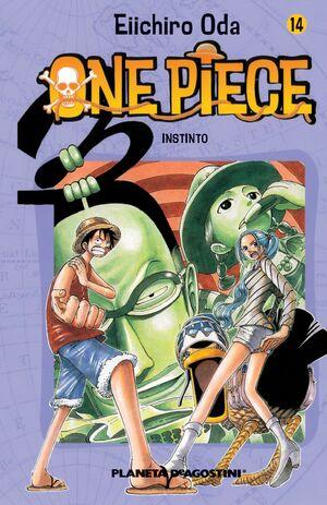 ONE PIECE Nº 14