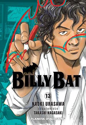 BILLY BAT Nº 13/20