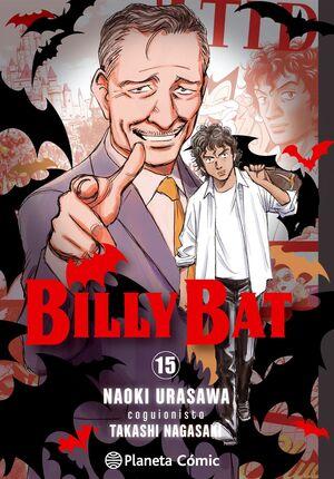 BILLY BAT Nº 15/20