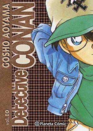 DETECTIVE CONAN Nº 10 (NUEVA EDICIÓN)