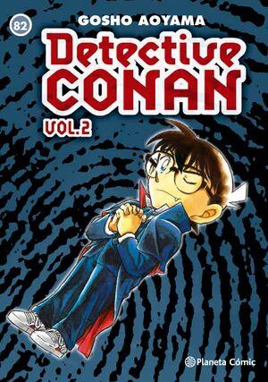DETECTIVE CONAN II Nº 82