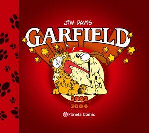 GARFIELD 2002-2004 Nº 13/20