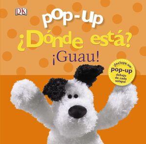 POP-UP ¿DÓNDE ESTÁ? ¡GUAU!
