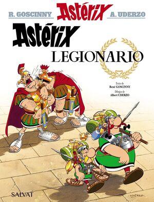 ASTERIX 10: ASTERIX LEGIONARIO