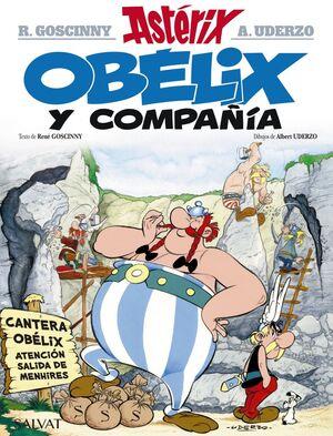 OBELIX Y COMPAÑIA