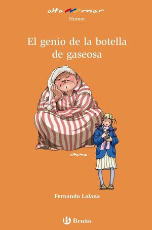 EL GENIO DE LA BOTELLA DE GASEOSA