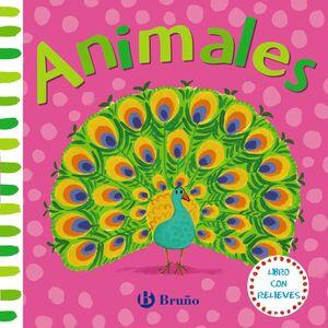 LIBRO CON RELIEVES. ANIMALES