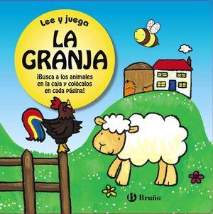 LEE Y JUEGA. LA GRANJA