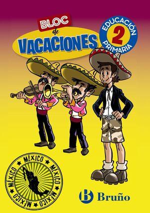 BLOC DE VACACIONES 2
