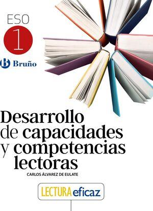 DESARROLLO DE CAPACIDADES Y COMPETENCIAS LECTORAS 1 ESO