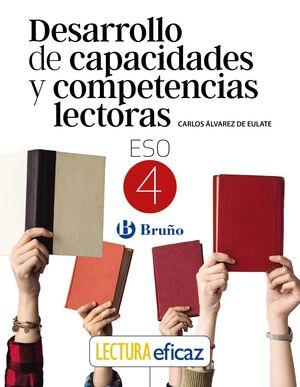 DESARROLLO DE CAPACIDADES Y COMPETENCIAS LECTORAS 4 ESO