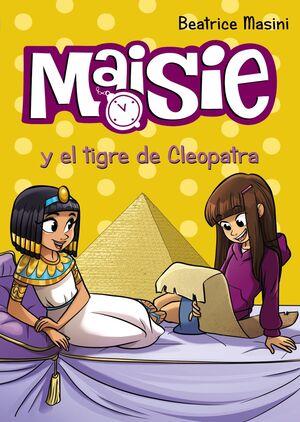MAISIE Y EL TIGRE DE CLEOPATRA