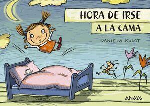 HORA DE IRSE A LA CAMA
