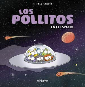 LOS POLLITOS EN EL ESPACIO