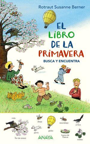 EL LIBRO DE LA PRIMAVERA. BUSCA Y ENCUENTRA