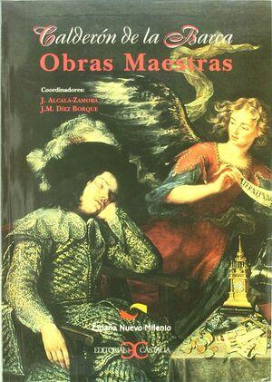 CALDERÓN DE LA BARCA OBRAS MAESTRAS