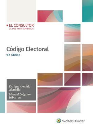 CÓDIGO ELECTORAL. 9ª ED.
