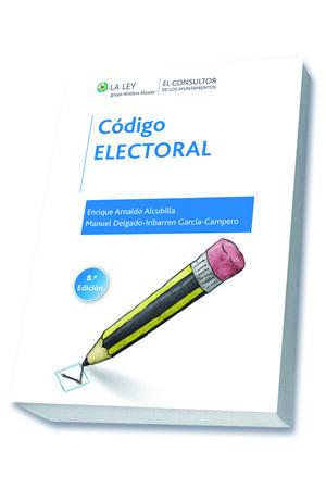 CÓDIGO ELECTORAL (8.ª EDICIÓN)