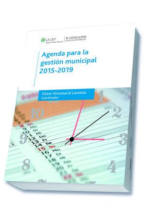 AGENDA PARA LA GESTIÓN MUNICIPAL 2015-2019