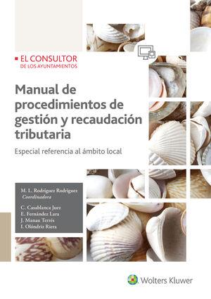 MANUAL DE PROCEDIMIENTOS DE GESTIÓN Y RECAUDACIÓN TRIBUTARIA