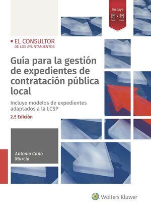 GUÍA PARA LA GESTIÓN DE EXPEDIENTES DE CONTRATACIÓ