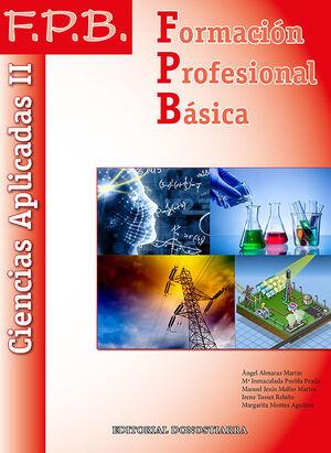 CIENCIAS APLICADAS II - FORMACIÓN PROFESIONAL BÁSICA