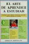 EL ARTE DE APRENDER A ESTUDIAR