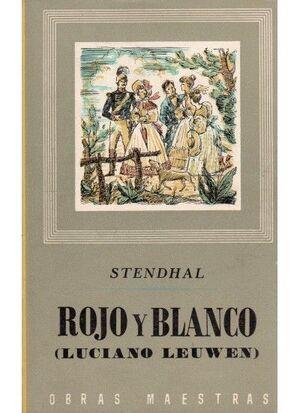 330. ROJO Y BLANCO, 2 VOLS.