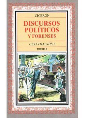 DISCURSOS POLÍTICOS Y FORENSES