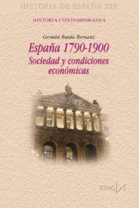 ESPA?A 1790-1900