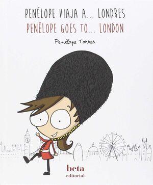 PENÉLOPE VIAJA A ... LONDRES - PENELOPE GOES TO LONDRES