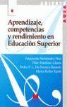 APRENDIZAJE, COMPENTENCIAS Y RENDIMIENTO EN EDUCACIÓN SUPERIOR