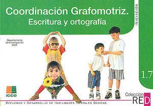 COORDINACIÓN GRAFO-MOTRIZ, ESCRITURA